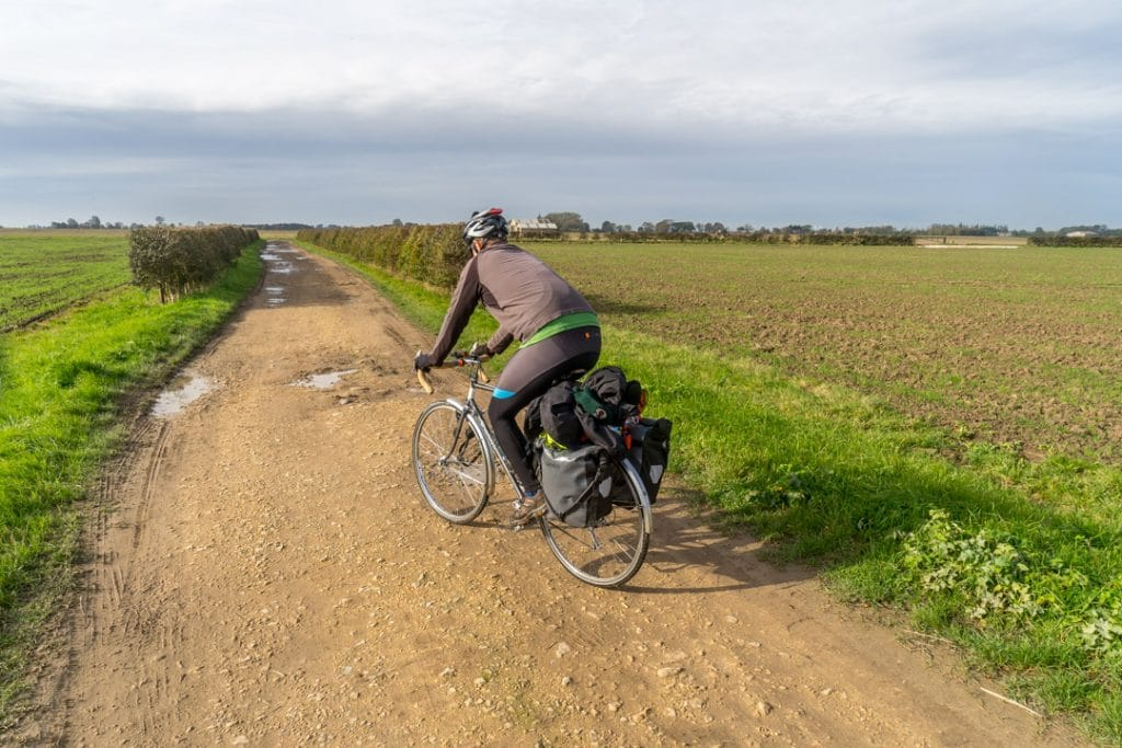 Cycling on Norfolk Country Lanes